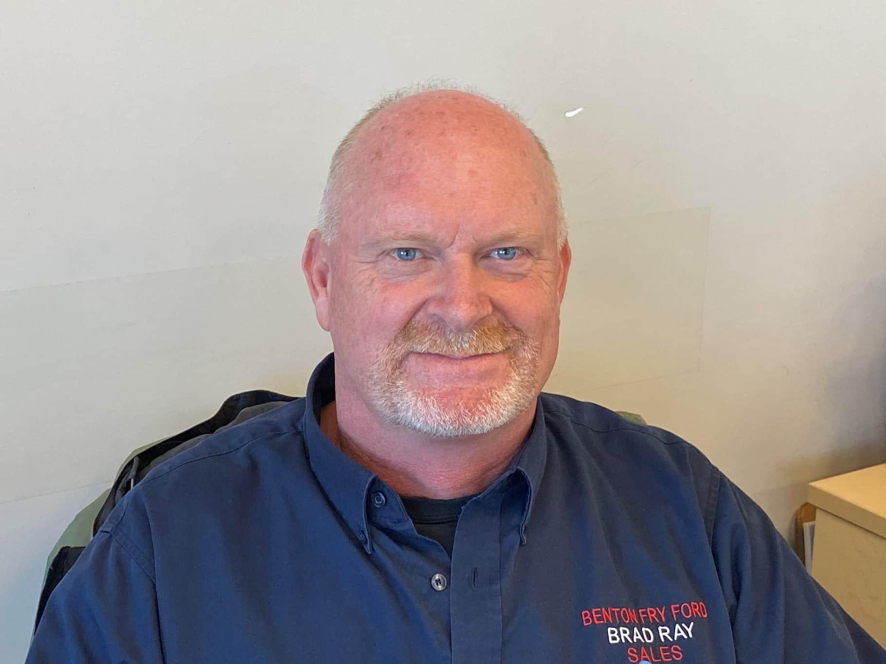 Bradley Ray : Product Specalist
