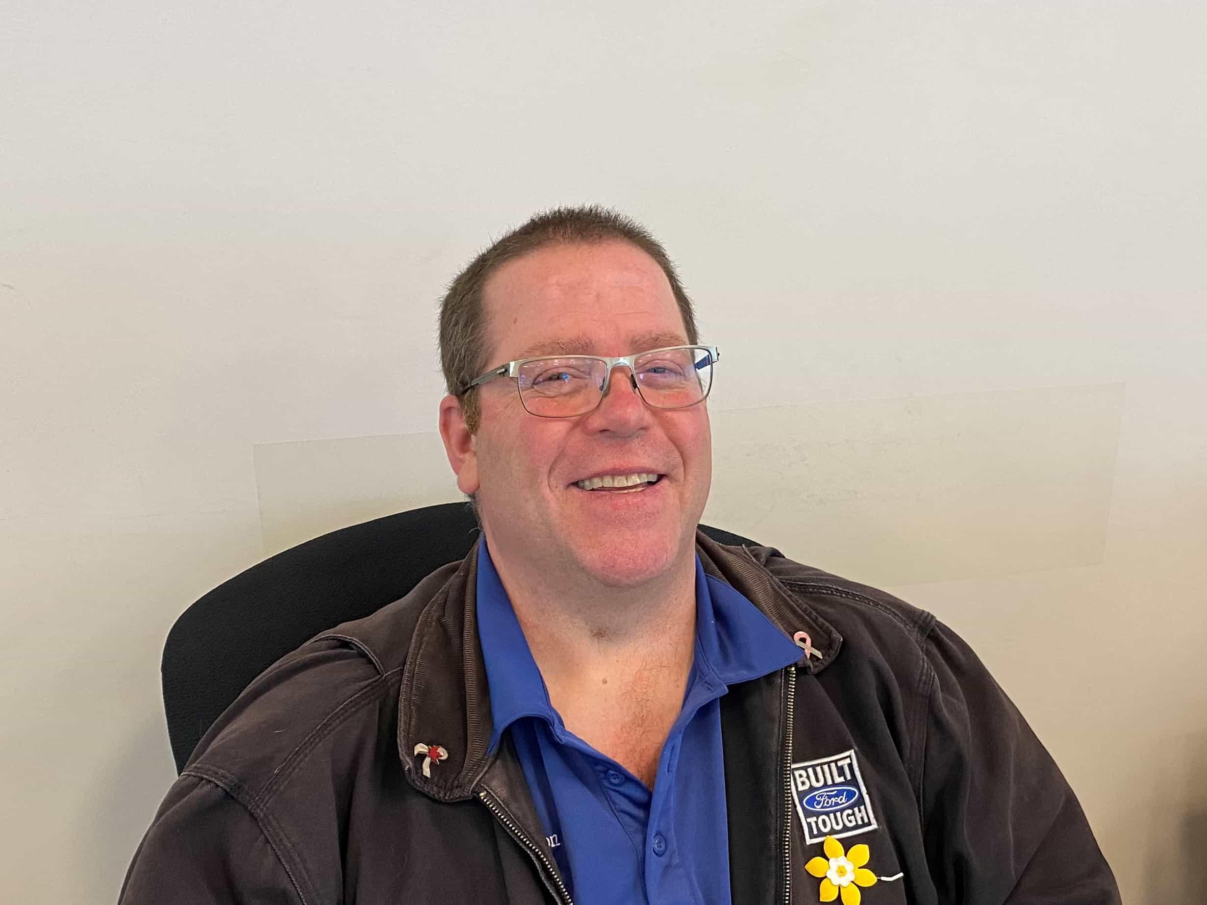 Russell Pembleton : Product Specalist