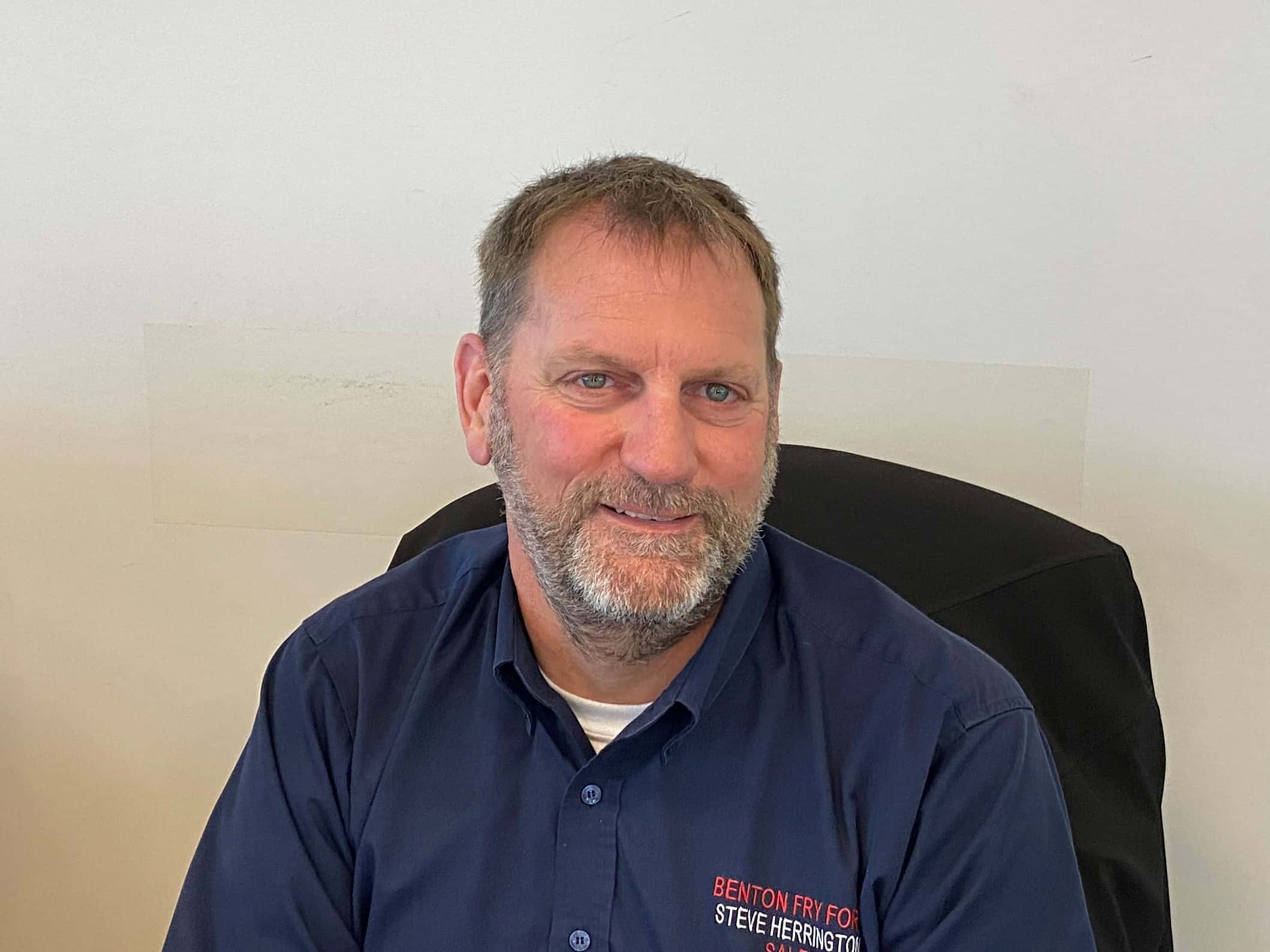 Steve Herrington : Product Specalist